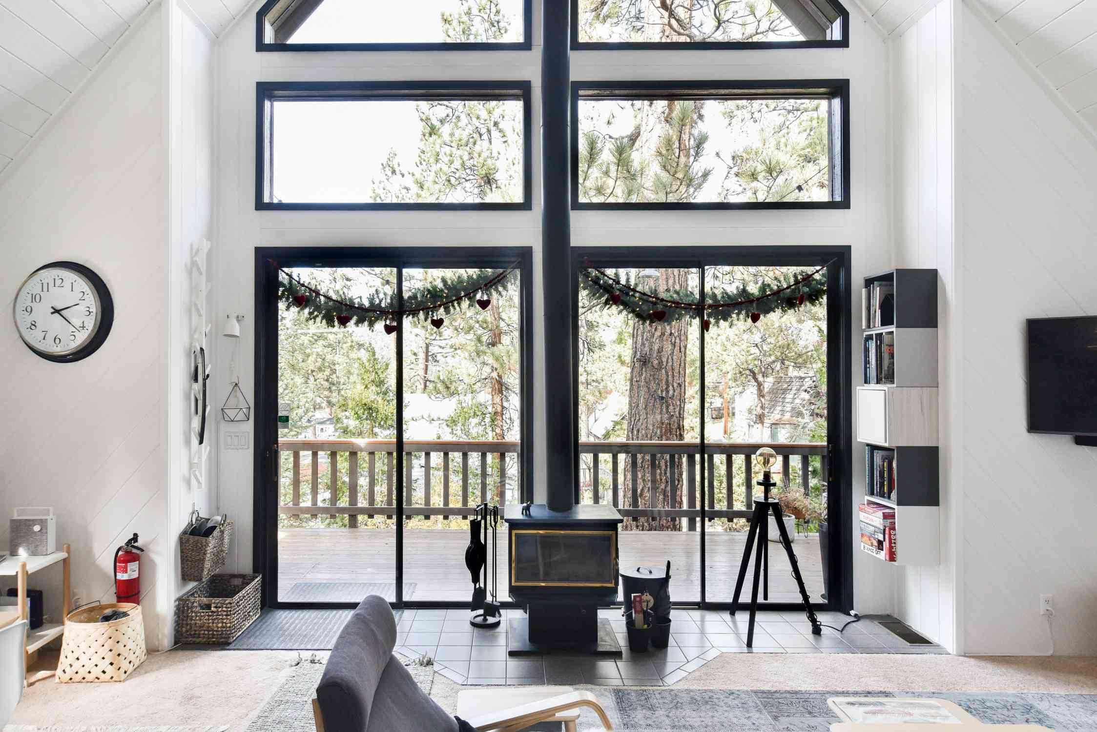 Scandinavian Treetop Cabin