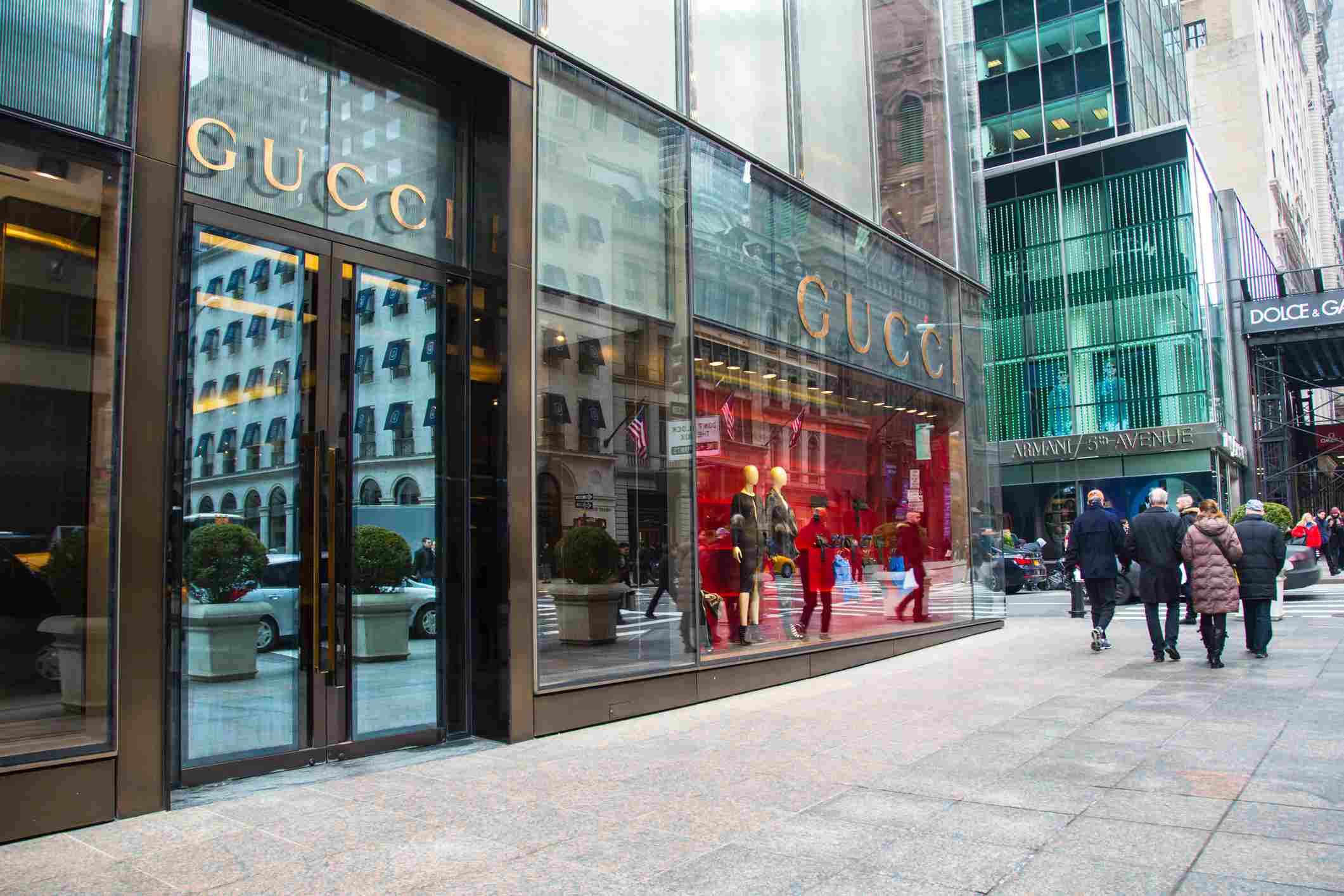 Gucci 5th ave nyc