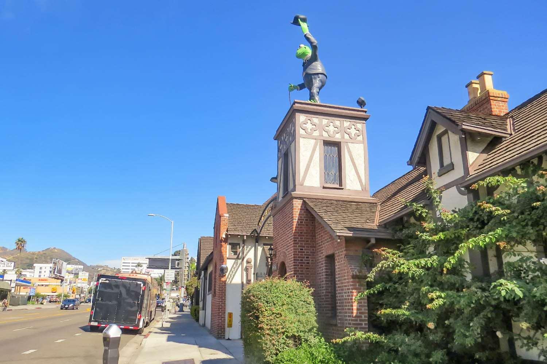 Jim Henson Company at Charlie Chaplin Studios
