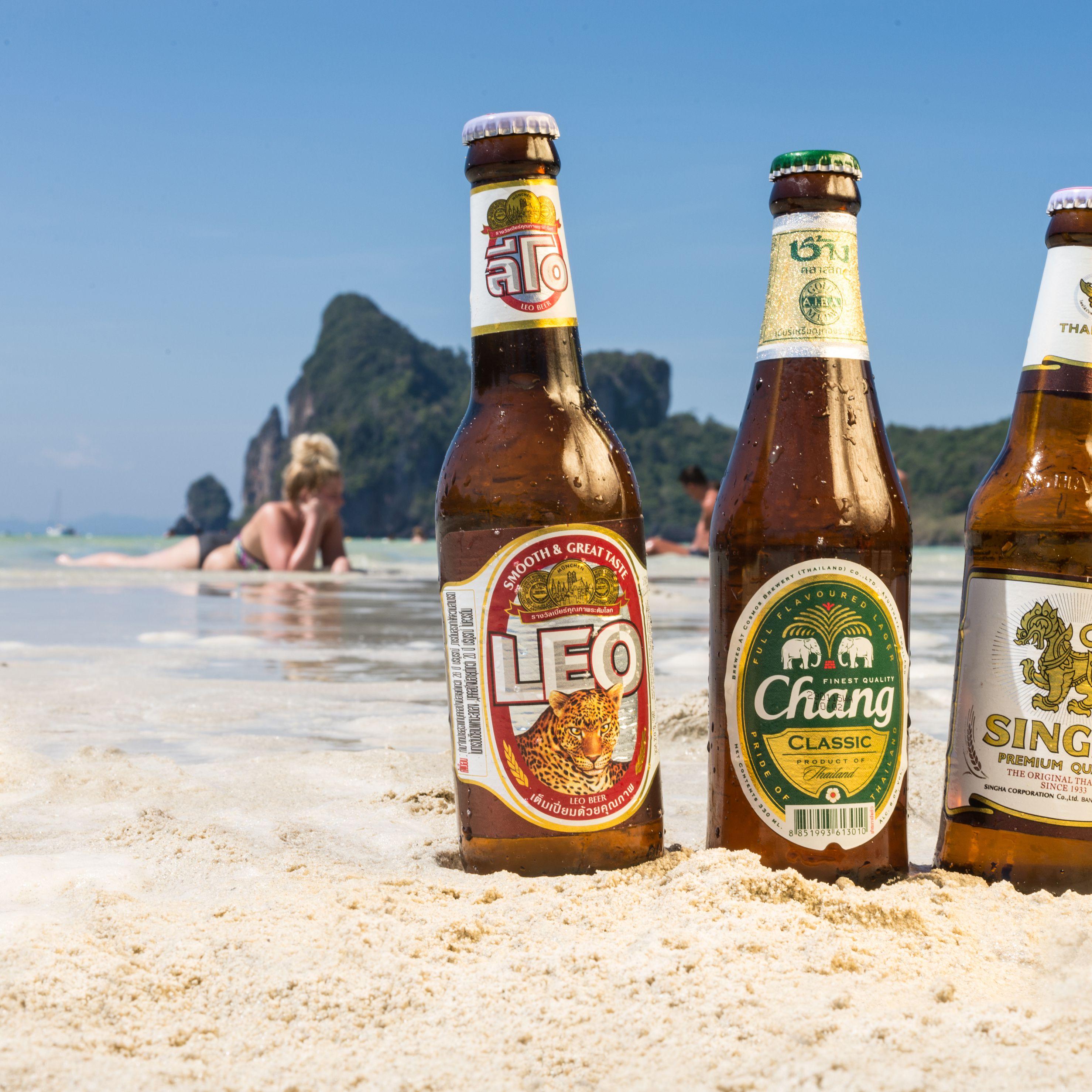The Best Beer in Thailand