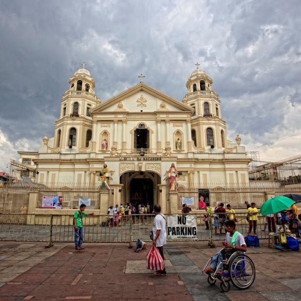 Iglesia de Quiapo, Manila , Iglesia Binondo, Manila