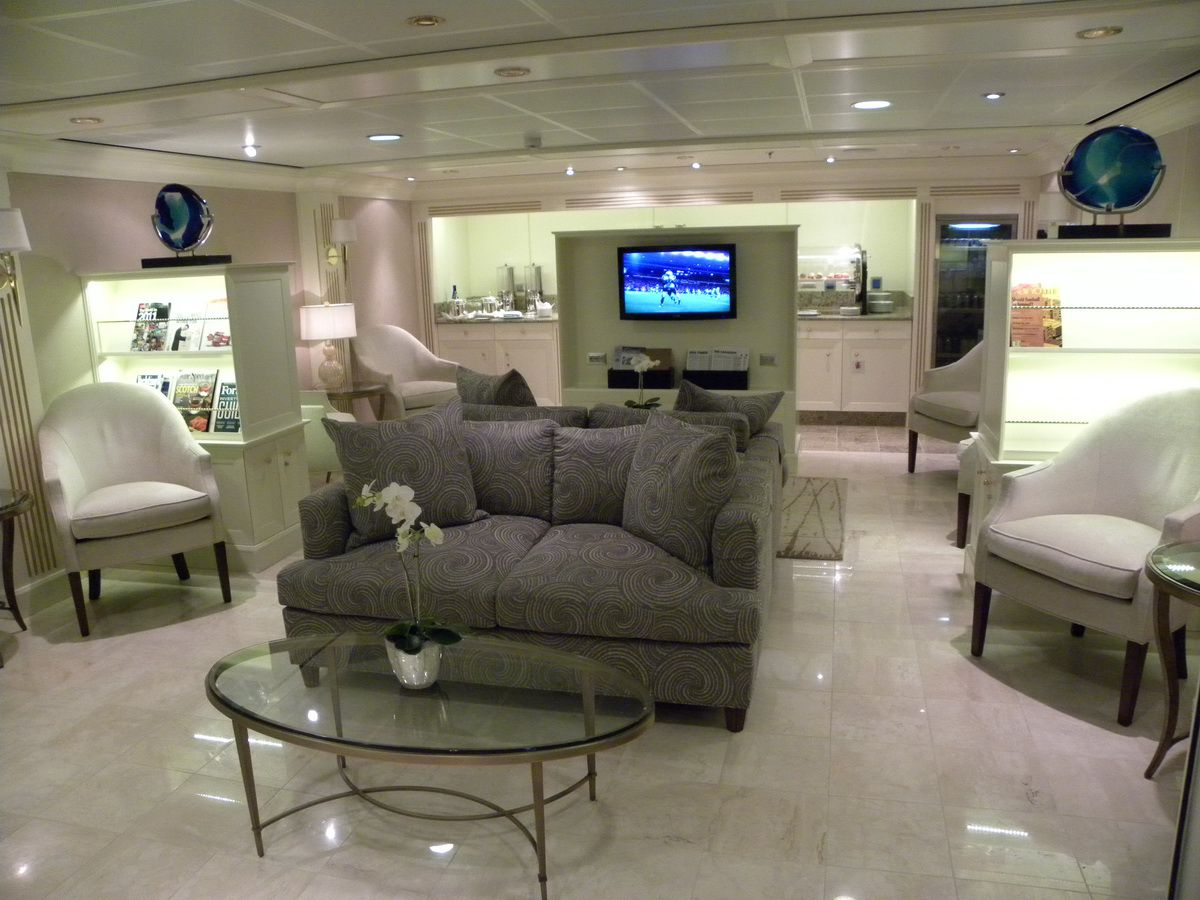 Oceania Marina Cruise Ship Cabins and Suites