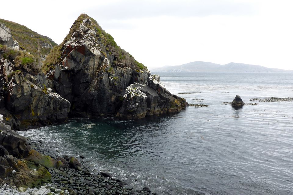 Cape Horn at the southern tip of South America