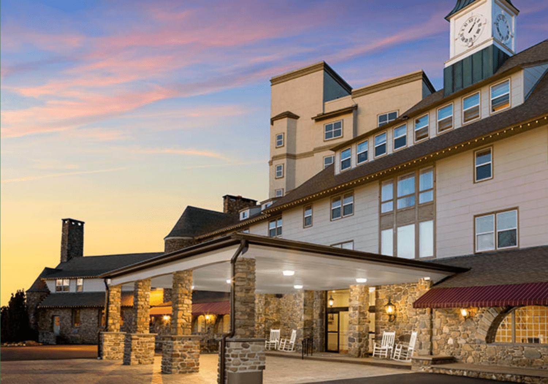 Inn at Pocono Manor for Family Vacations