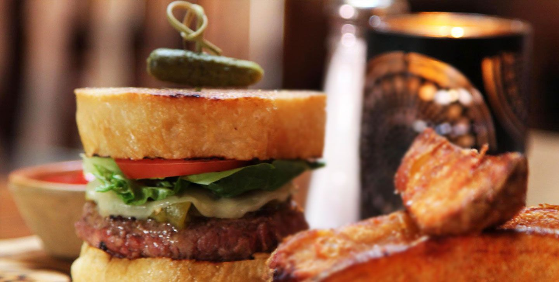 West of Pecos burger