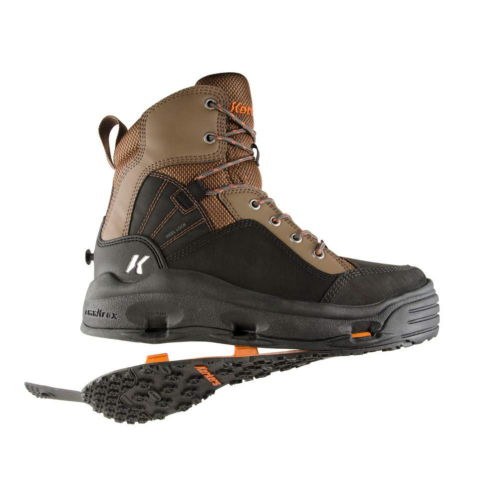 86a29cb4b3fa Best Overall  Korkers BuckSkin Wading Boots