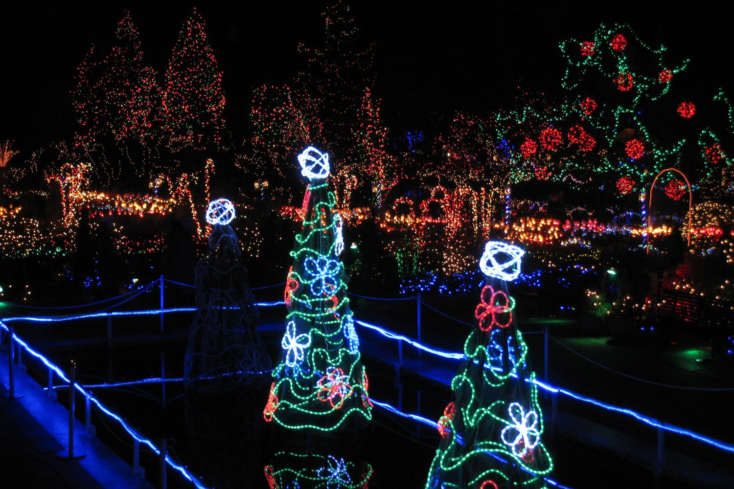Top 9 Vancouver Christmas Attractions in Vancouver, Canada
