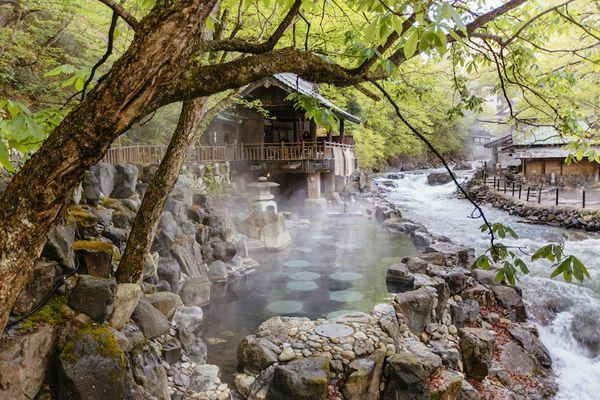 Takaragawa Onsen, Japan