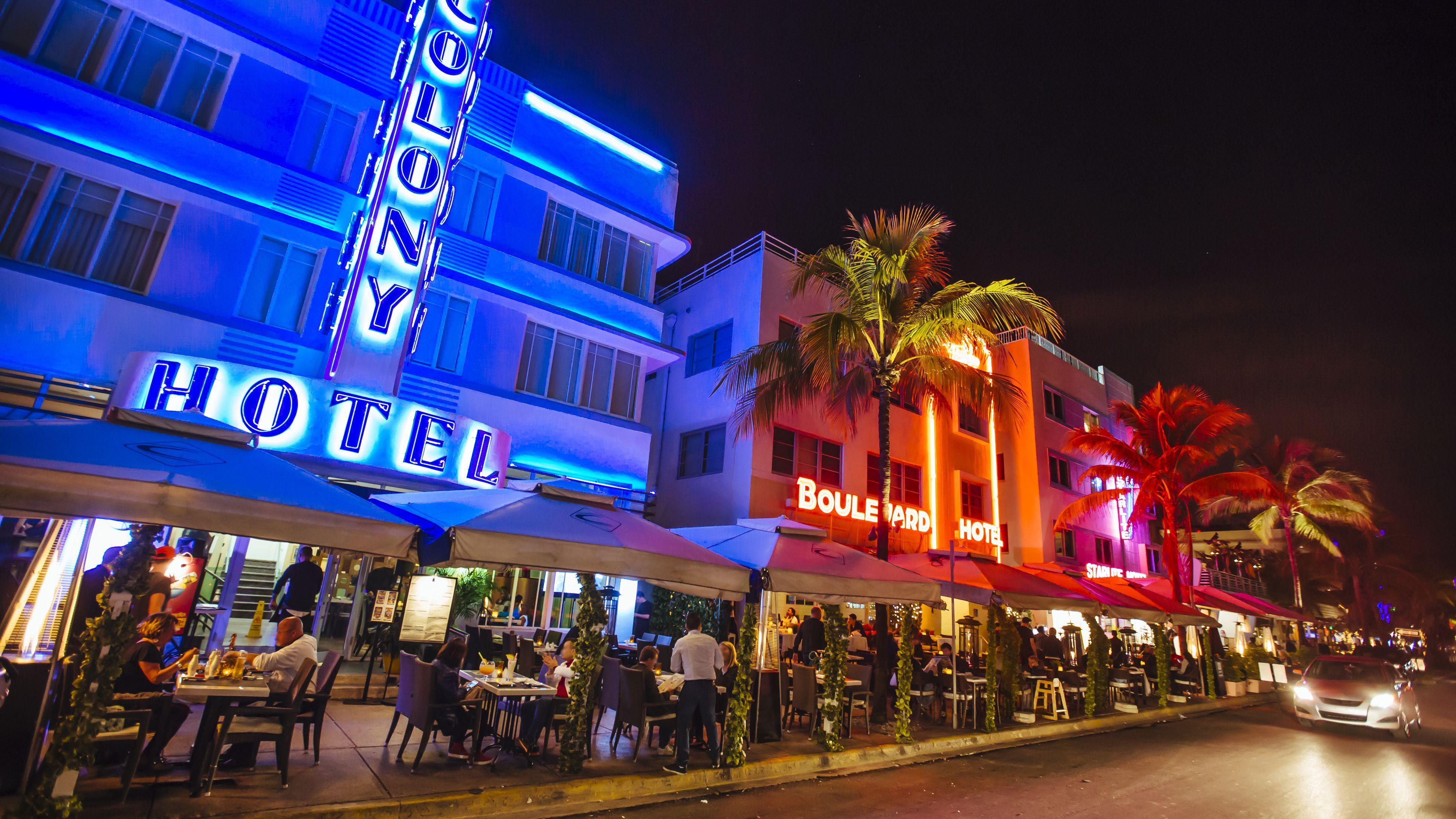 Miami Beach Spring Break The