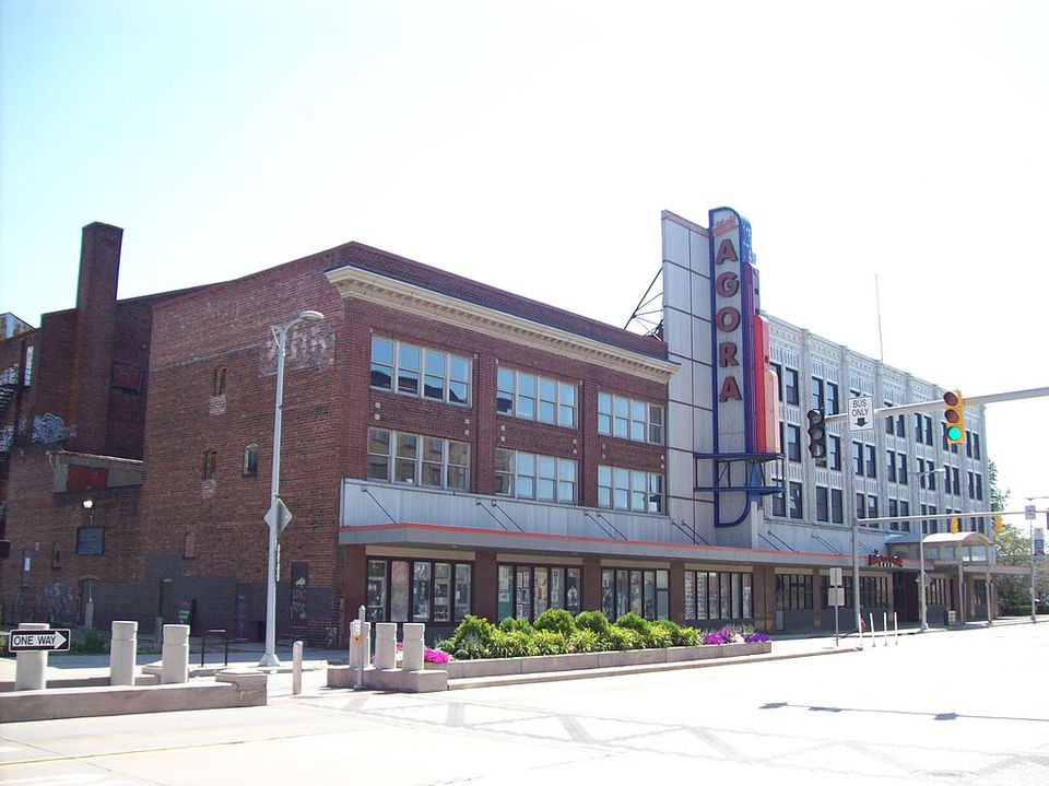 Agora Theatre and Ballroom - Cleveland, Ohio, United States