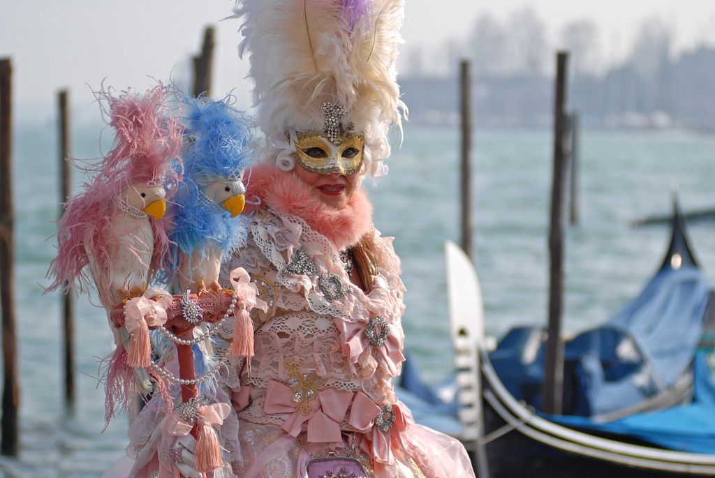 Carnaval de Venecia ~ Carnevale di Venezia, Italiana 2010