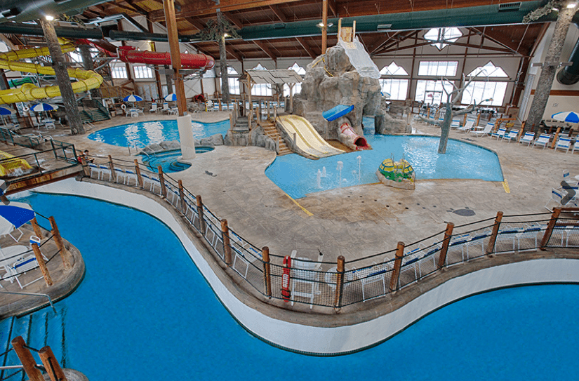 Seven Clans Thief River Falls Water Park