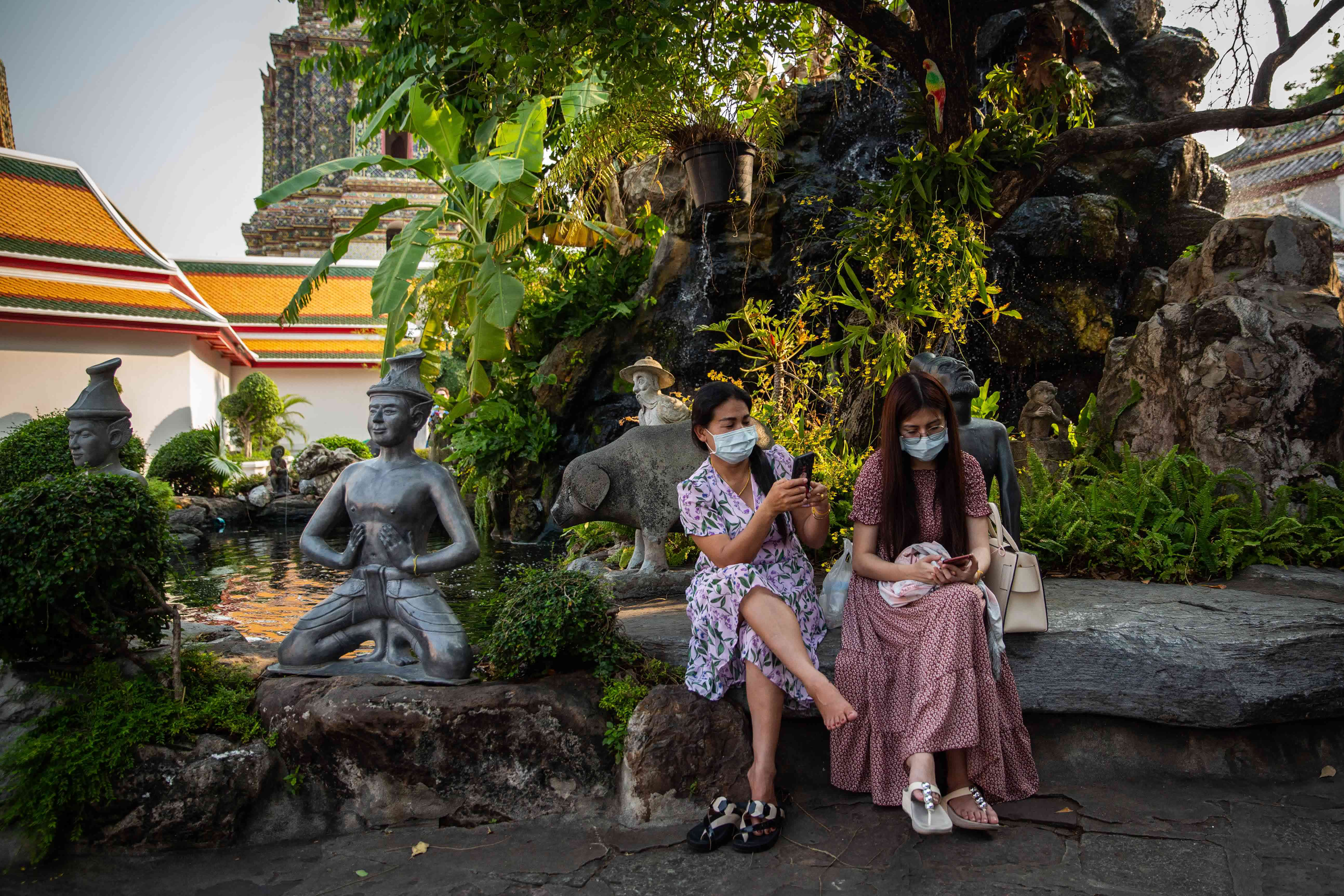 Concern In Thailand As The Wuhan Coronavirus Spreads