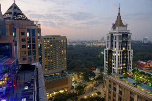 UB City in Bangalore.
