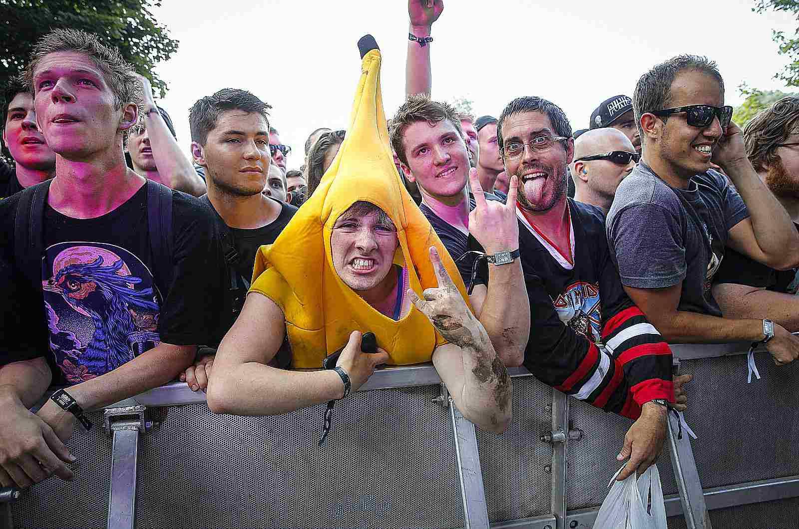 Heavy Montreal Music Festival