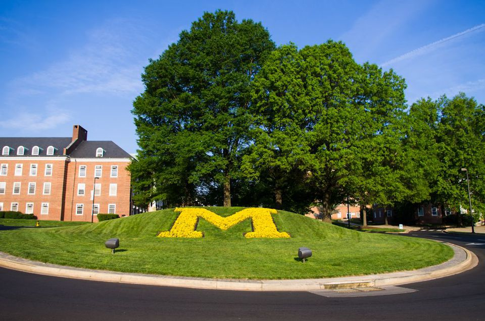 Take a Campus Tour of the University of Maryland