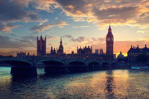 London Skyline with Big Ben