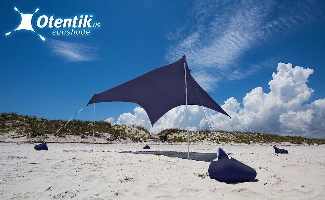 Best Overall Otentik Beach Sunshade Original
