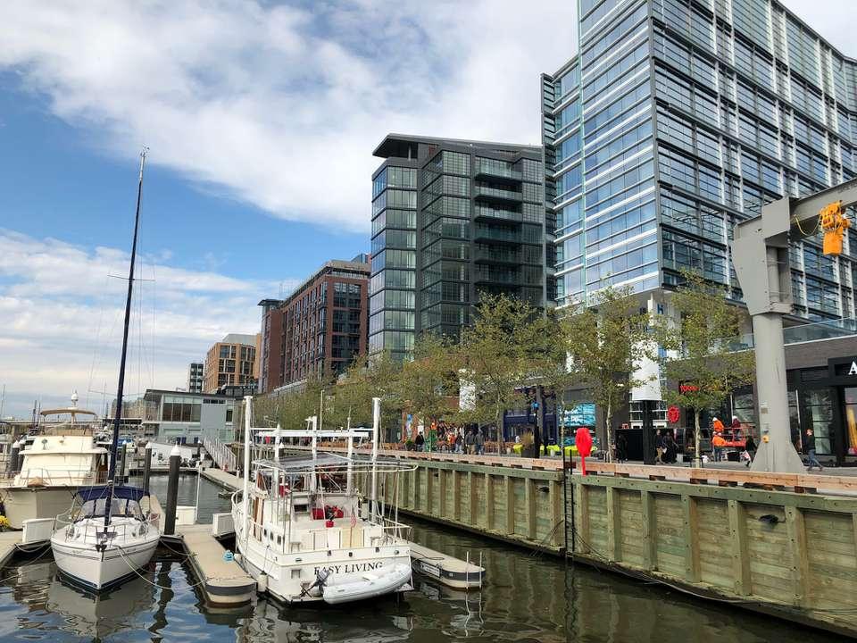 Wharf DC Marina