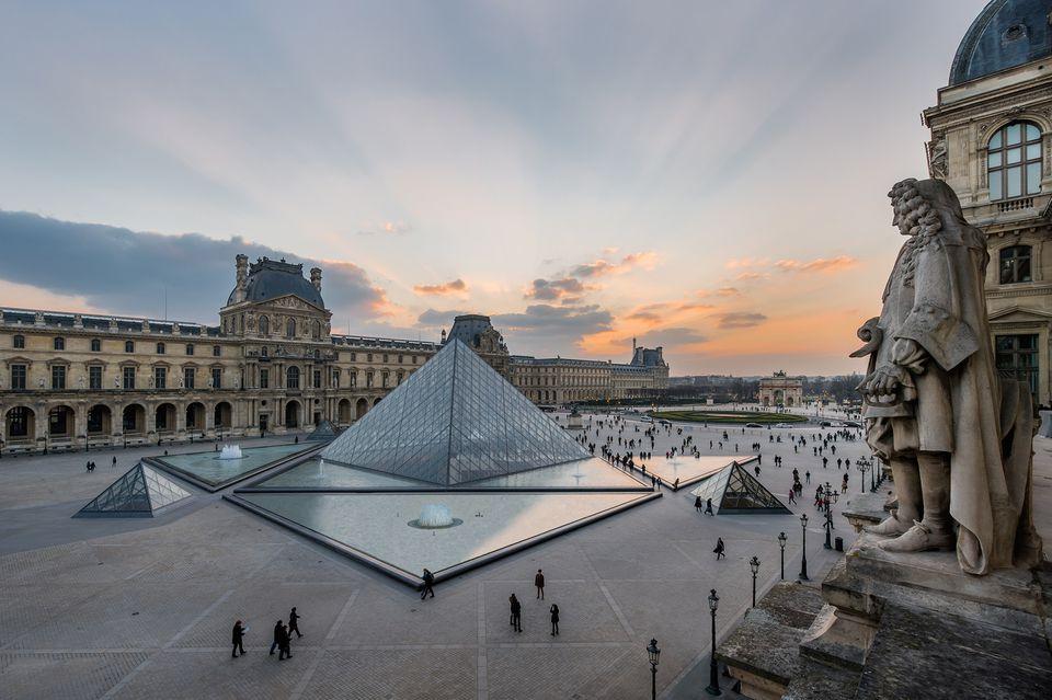 Inspirational Famous Art Museum In Paris
