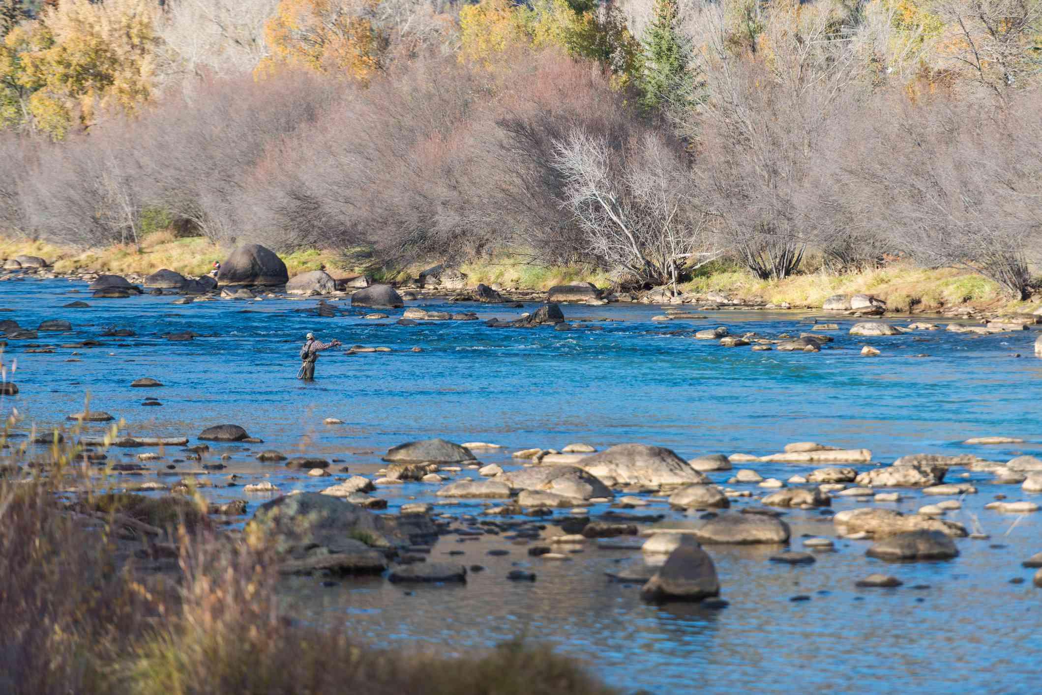 Animas River, Durango