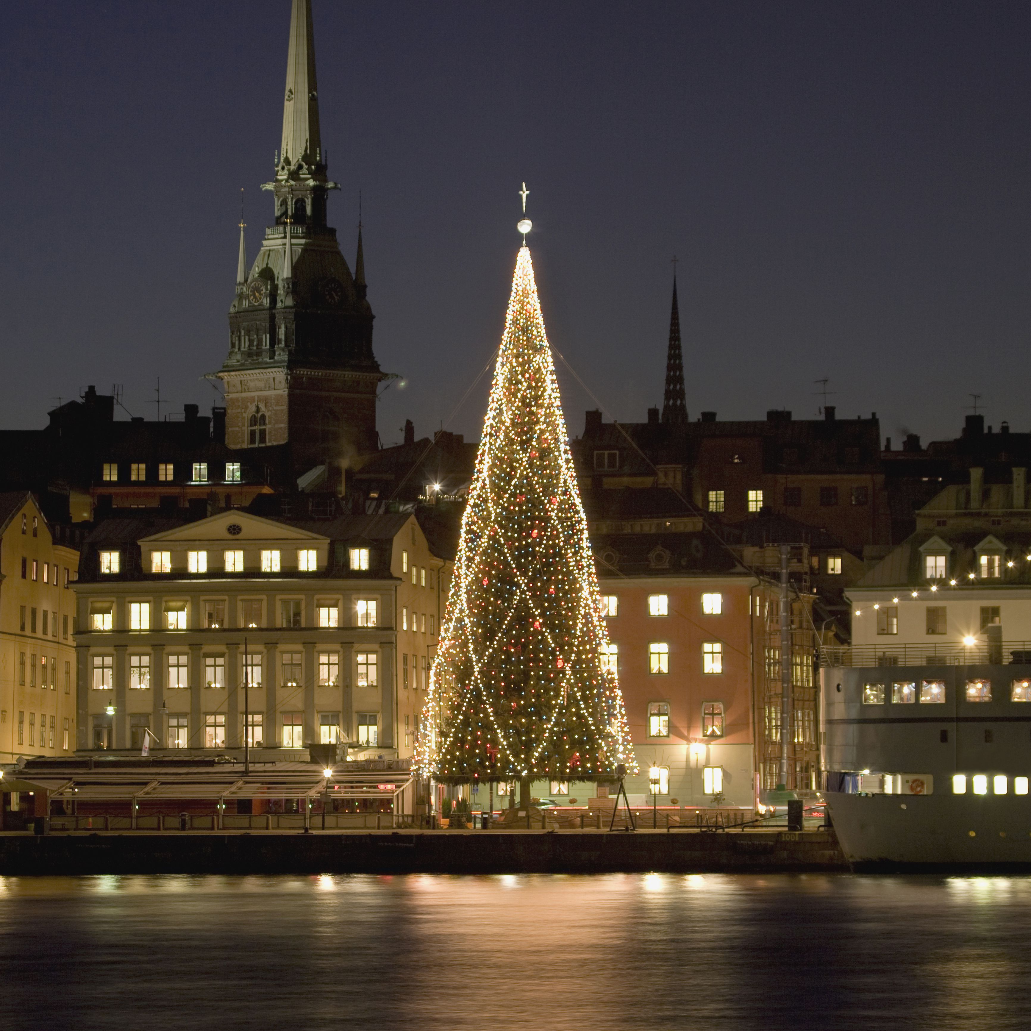 Celebrating Christmas In Sweden