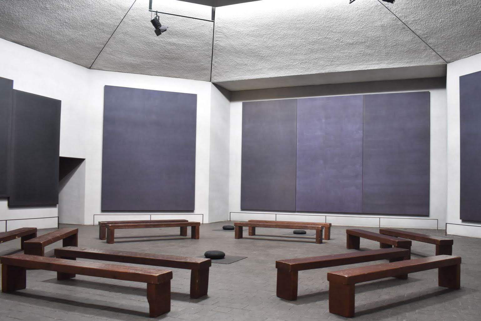 Meditation benches