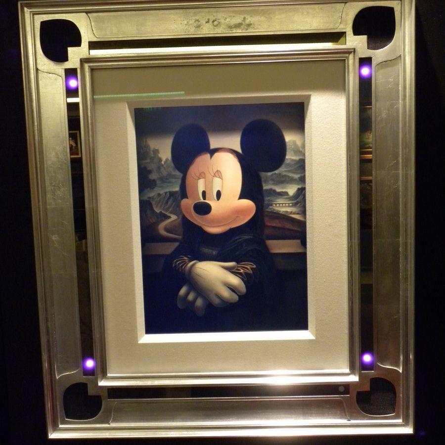 Disney Dream Enchanted Art - Mickey Mouse