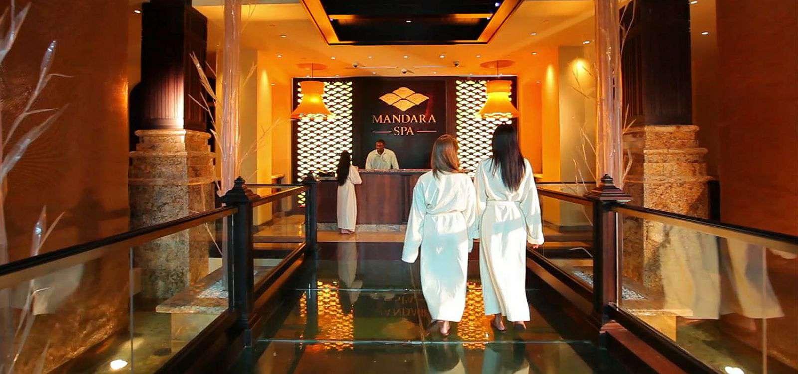 Mandara at Atlantis Paradise Island