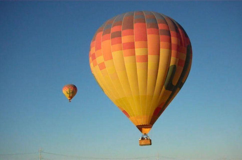 Phoenix Hot Air Balloon Tour