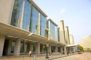 Washington D.C.'s Walter E. Washington Convention Center