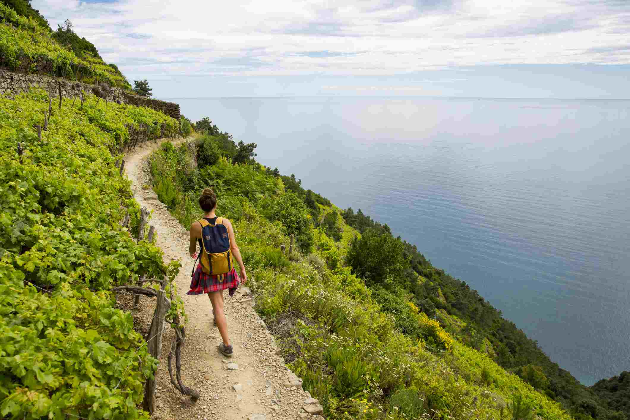 Hiking the Cinque Terre Trails in Italy