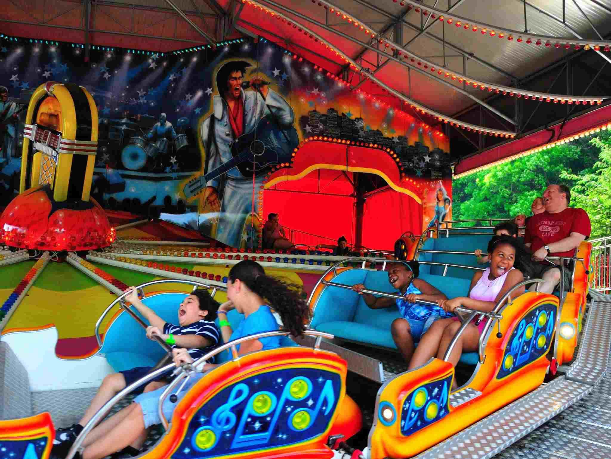 Bowcraft Amusement Park New Jersey