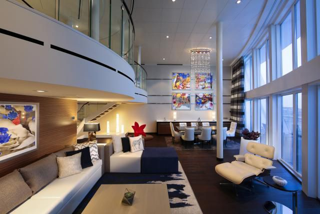 Anthem of the Seas Royal Loft Suite