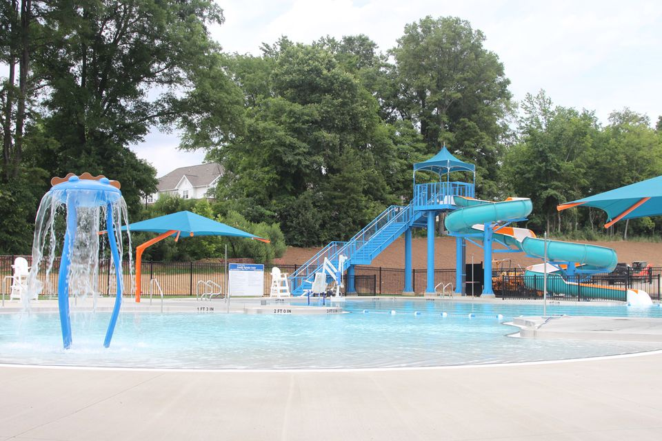 Charlotte S Public Pools And Water Parks
