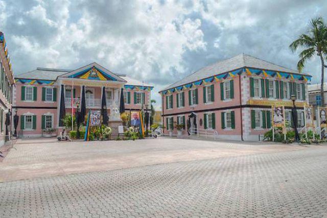 Nassau, Bahamas Parliament's Square