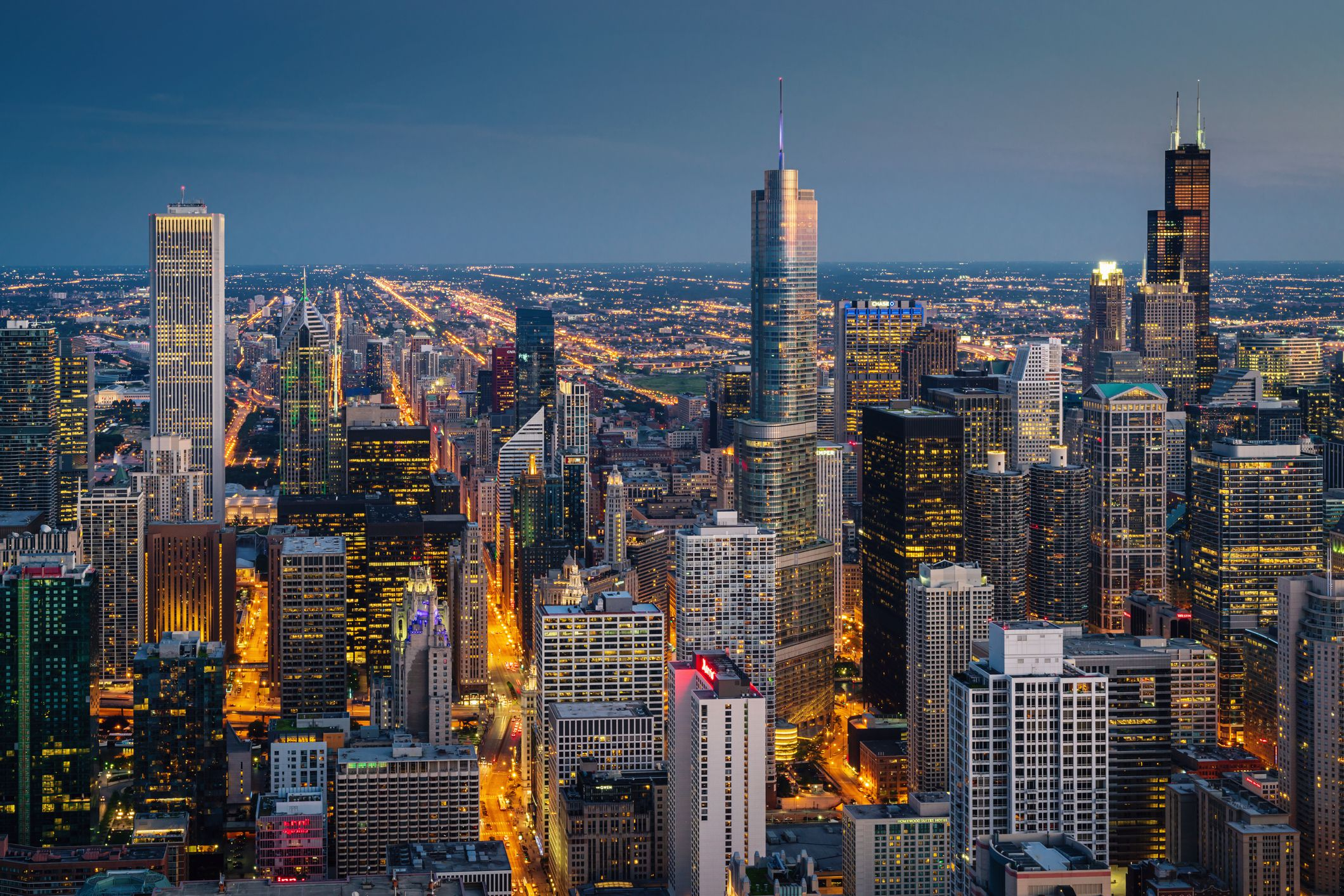 Where to Go for a Night Out in Chicago