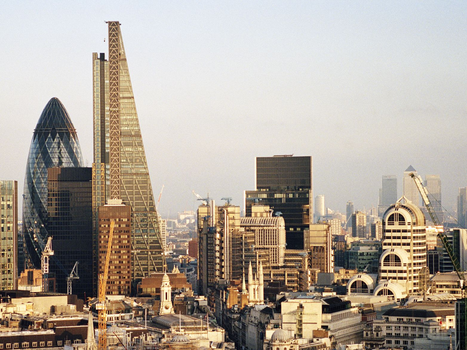 Webbkamera London