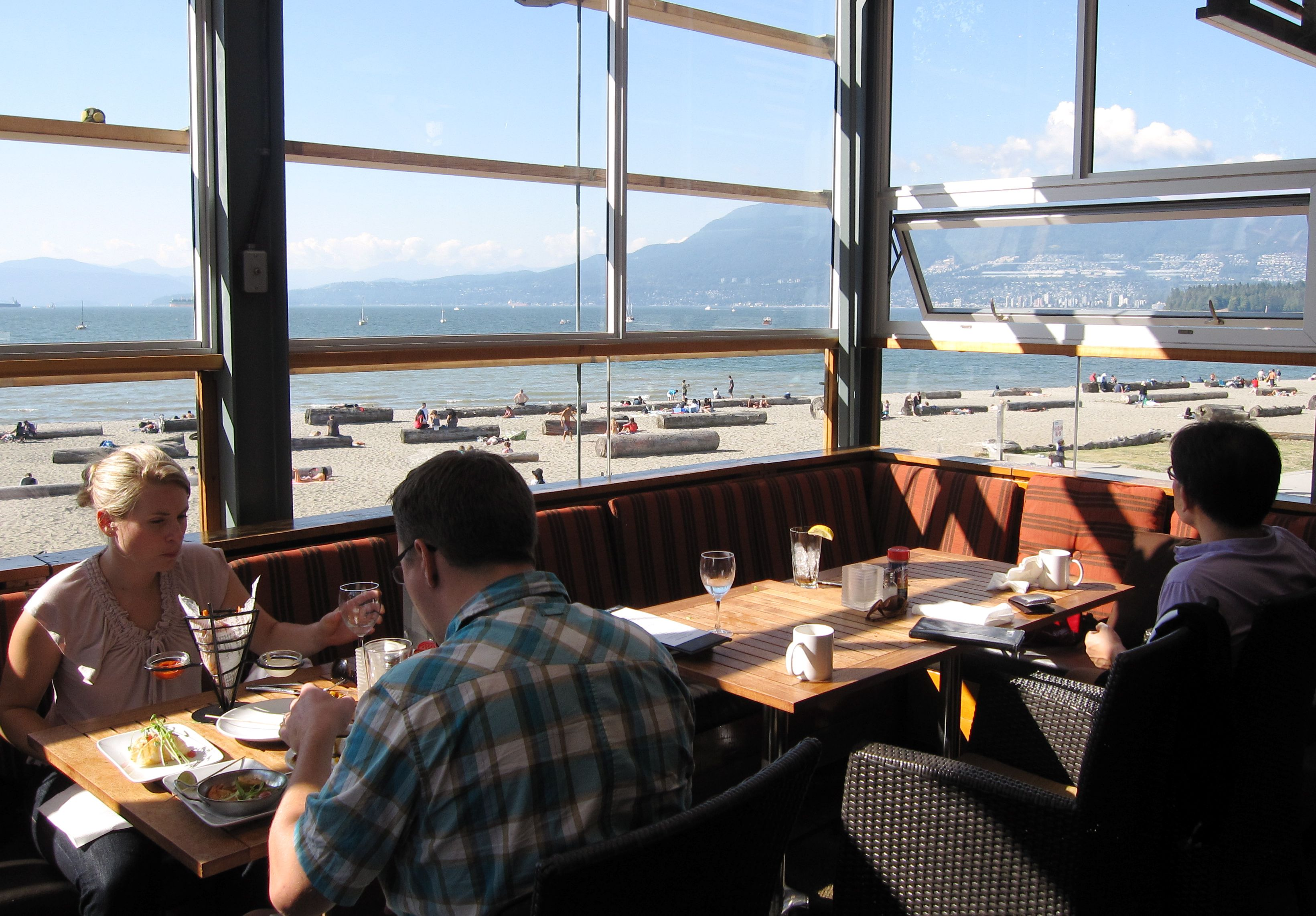 Top Vancouver Restaurants With A View