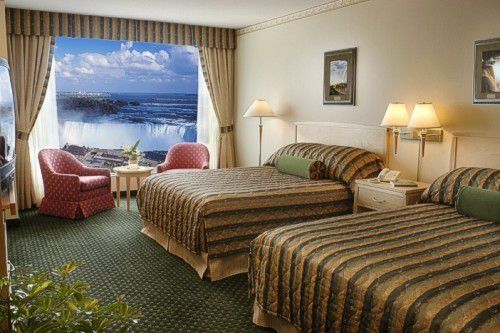 Hotels With Fallsview Rooms
