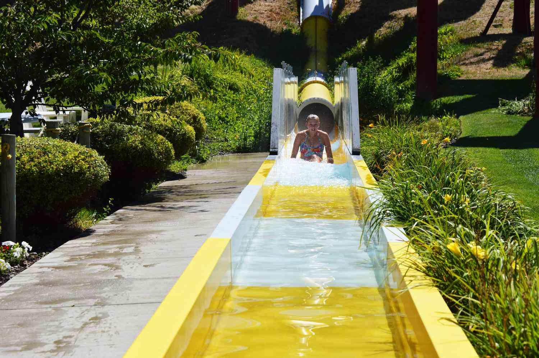 Splash Down