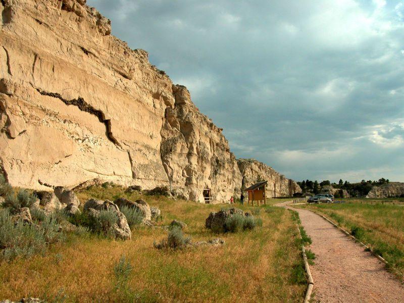 Register Cliff State Historic Site