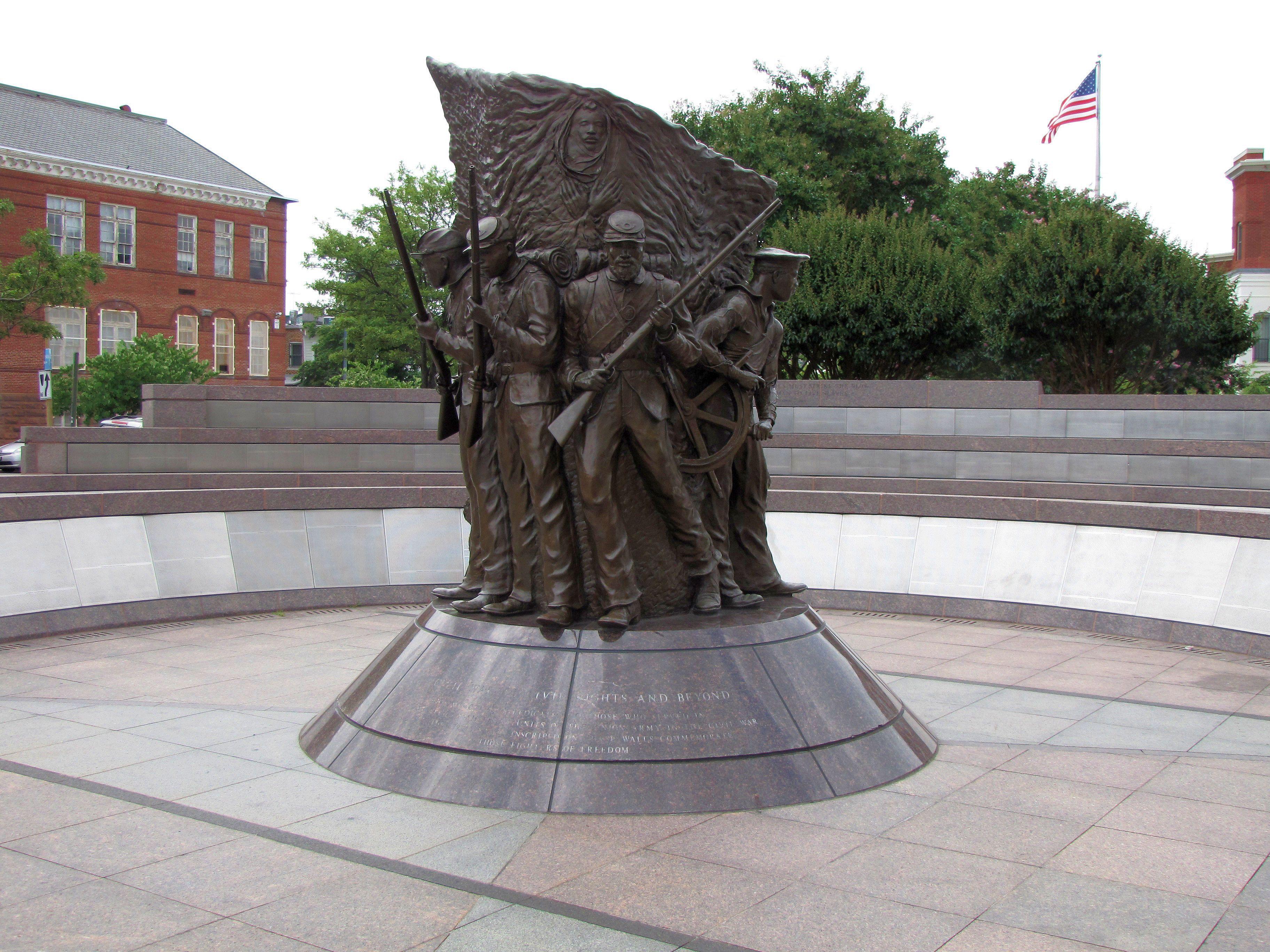 Monumento y Museo de la Guerra Civil Afroamericana