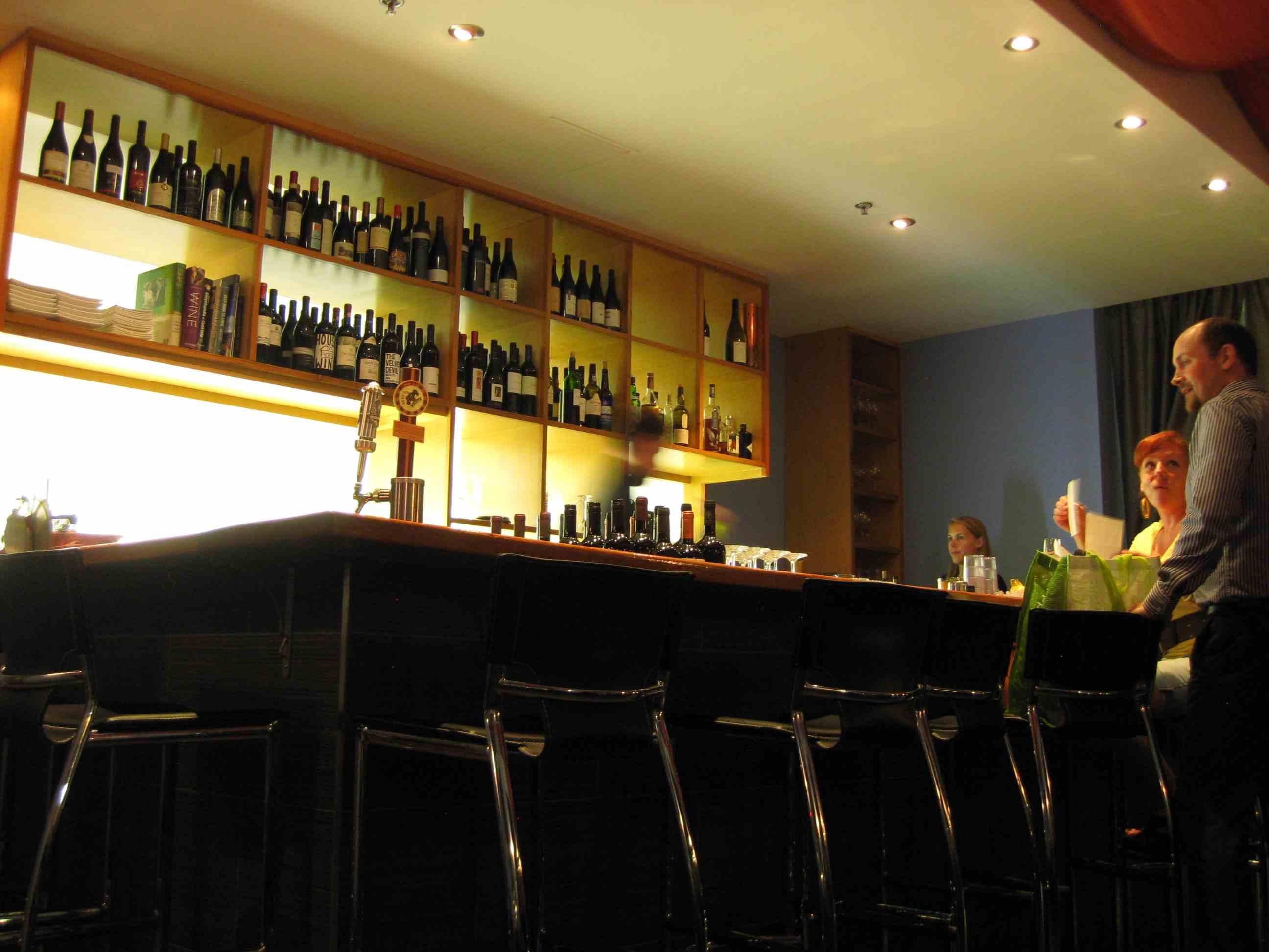 The hip ByWard Market restaurant, Play Food & Wine