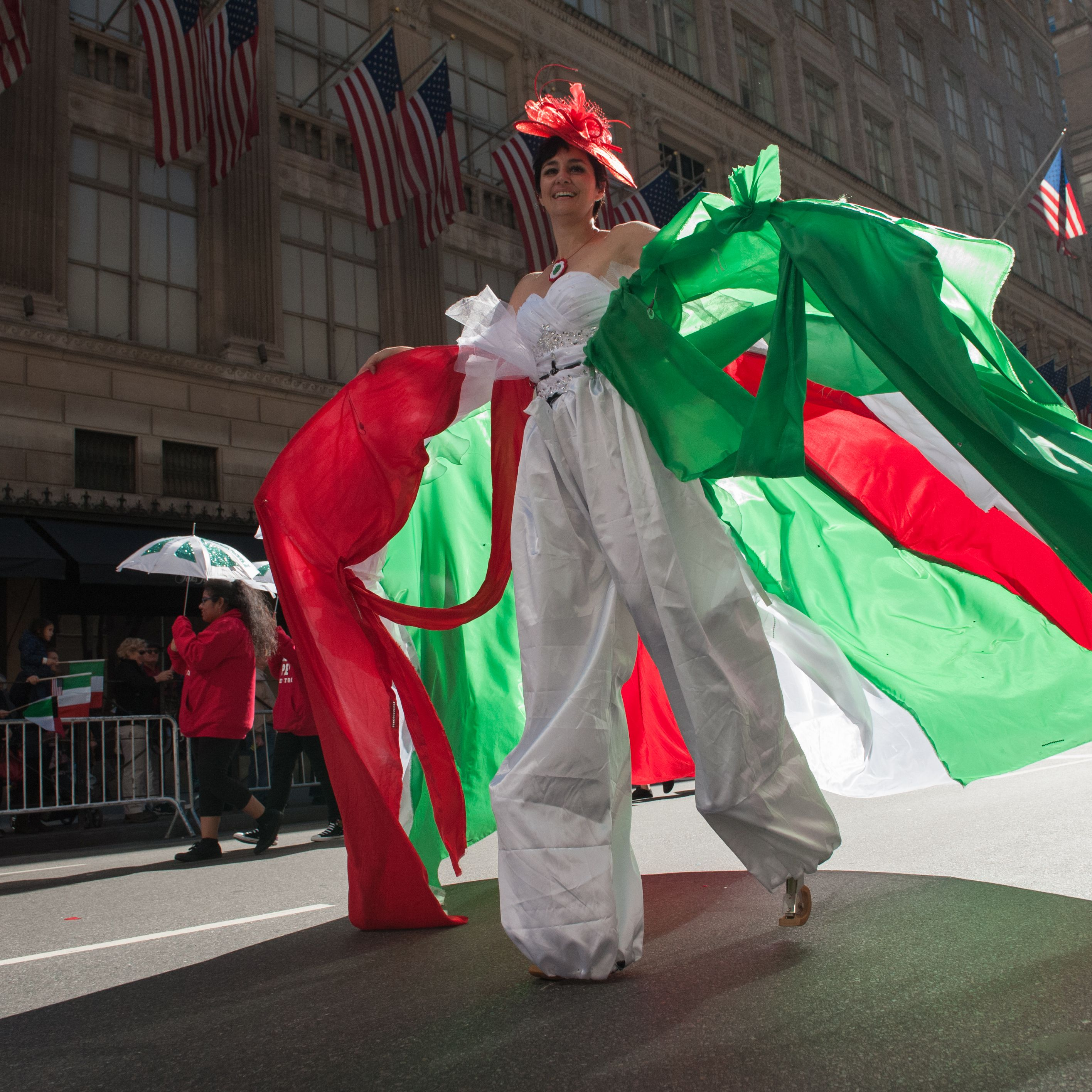A Guide to the Columbus Day Parade in New York City
