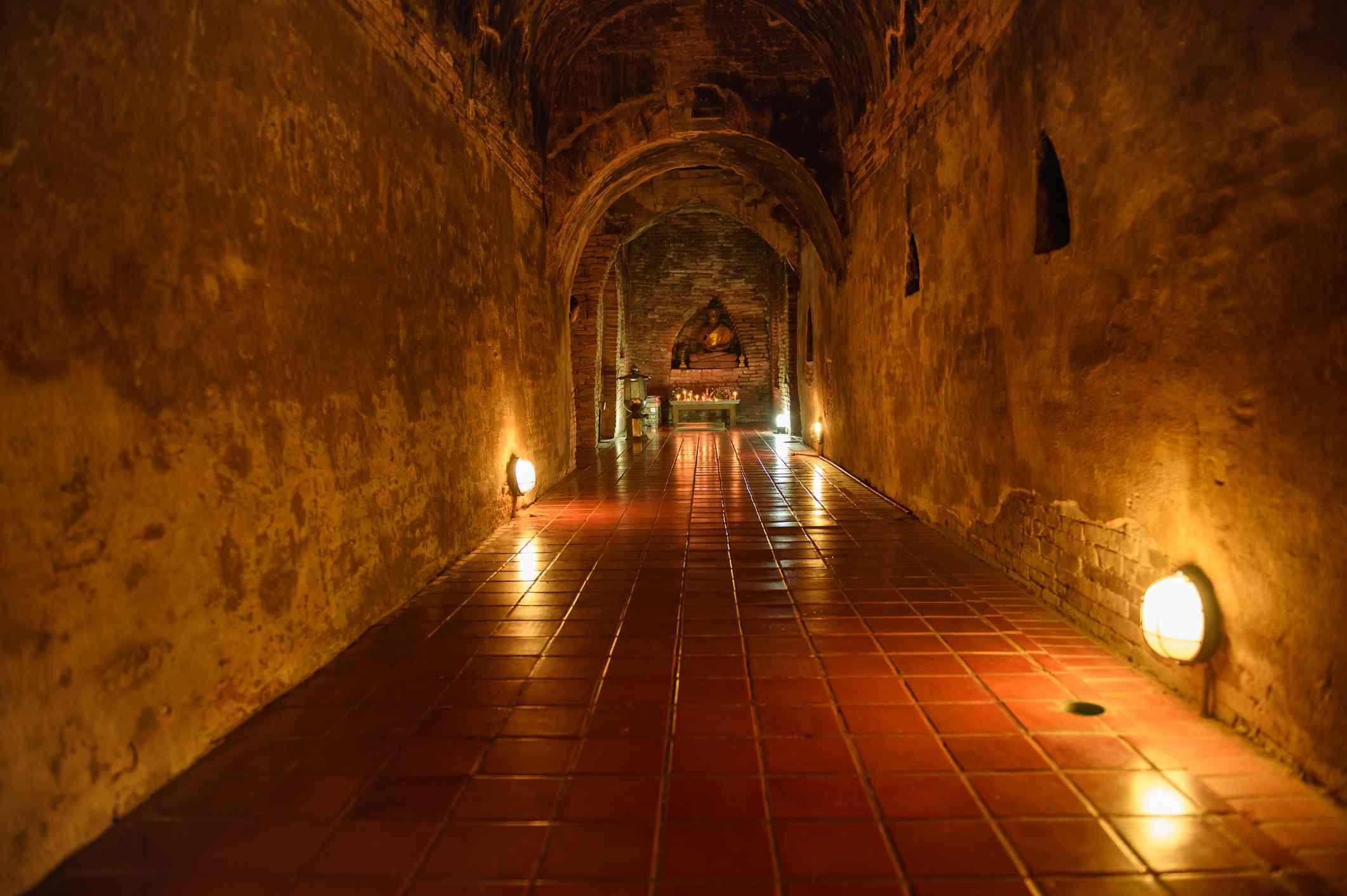 Wat Umong, Chiang Mai