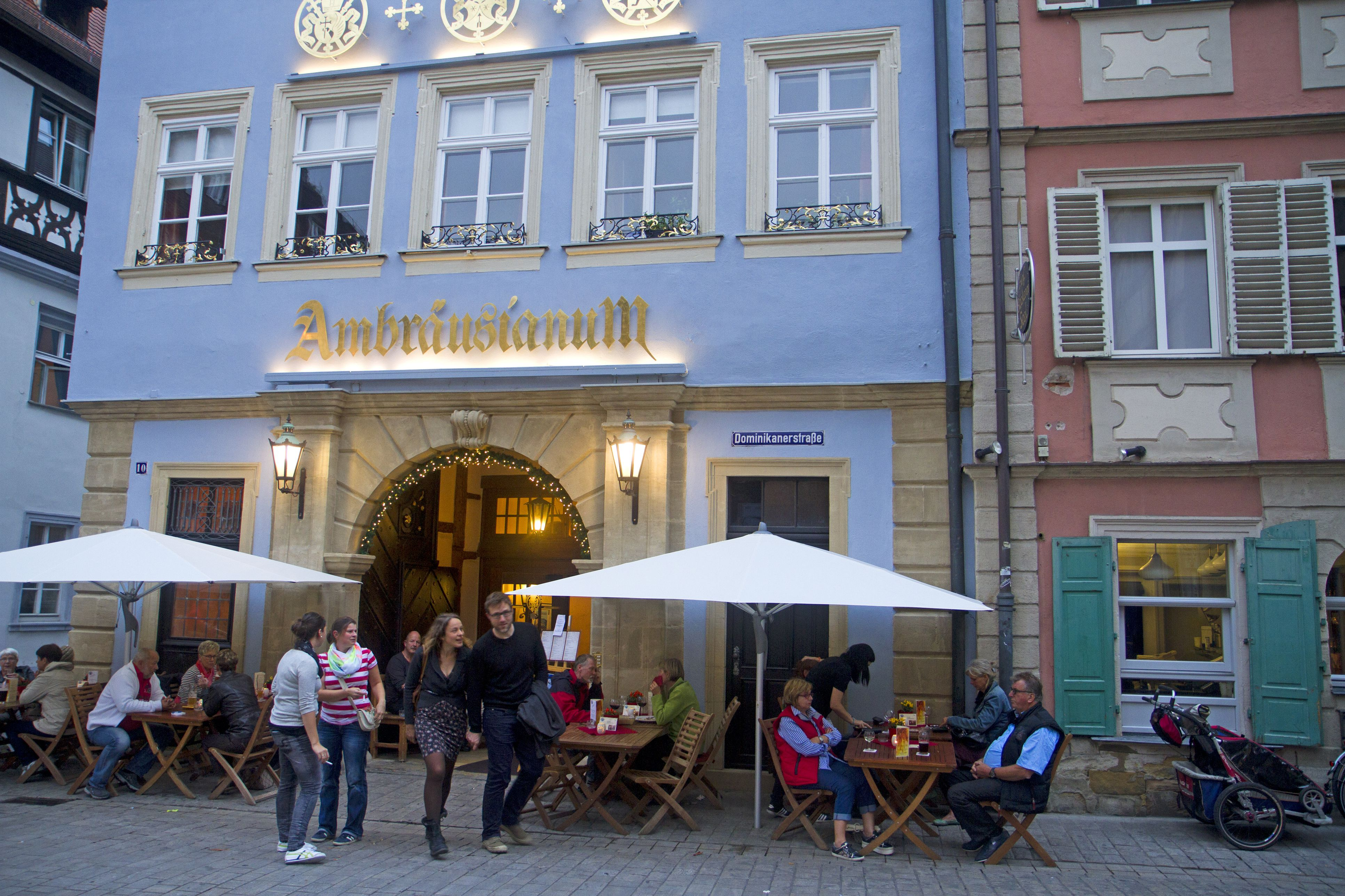 Ambrausianum brewery and pub