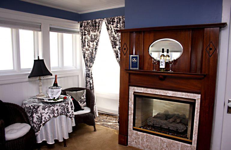 Best Bed and Breakfast: Amber House Inn