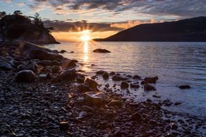 Whytecliff Park, West Vancouver, British Columbia, Canada