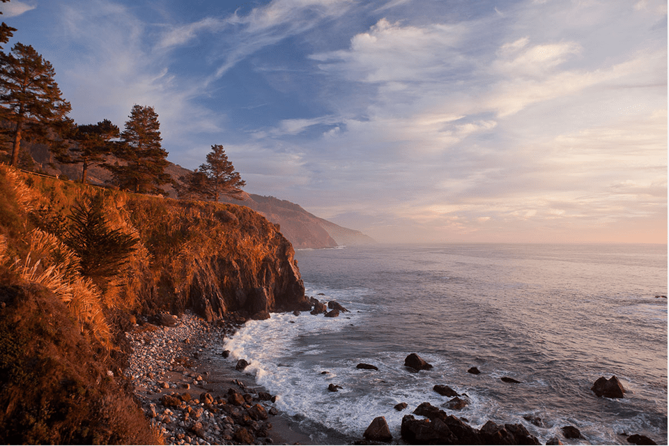 esalen institute viewpoint of ocean
